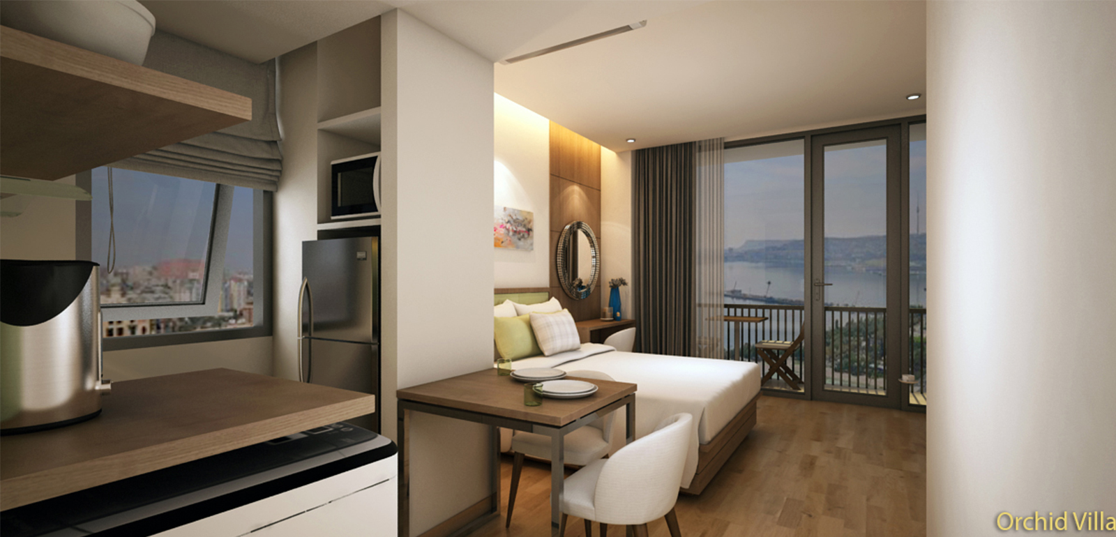 ORCHID SERVICED APARTMENTS