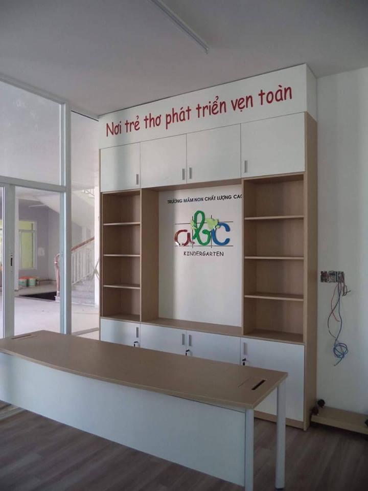 Bàn giao công trình dự án trường mầm Non Chất Lượng Cao ABC