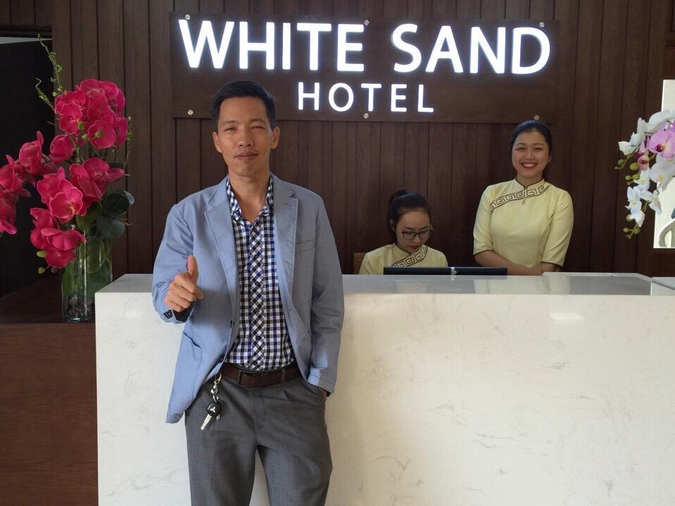 Bàn giao công trình dự án khách sạn WHITE SAND HOTEL