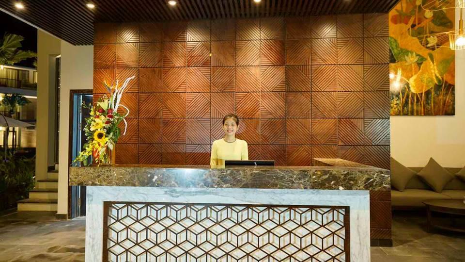 Bàn giao công trình dự án khách sạn Sen Villa Hội An