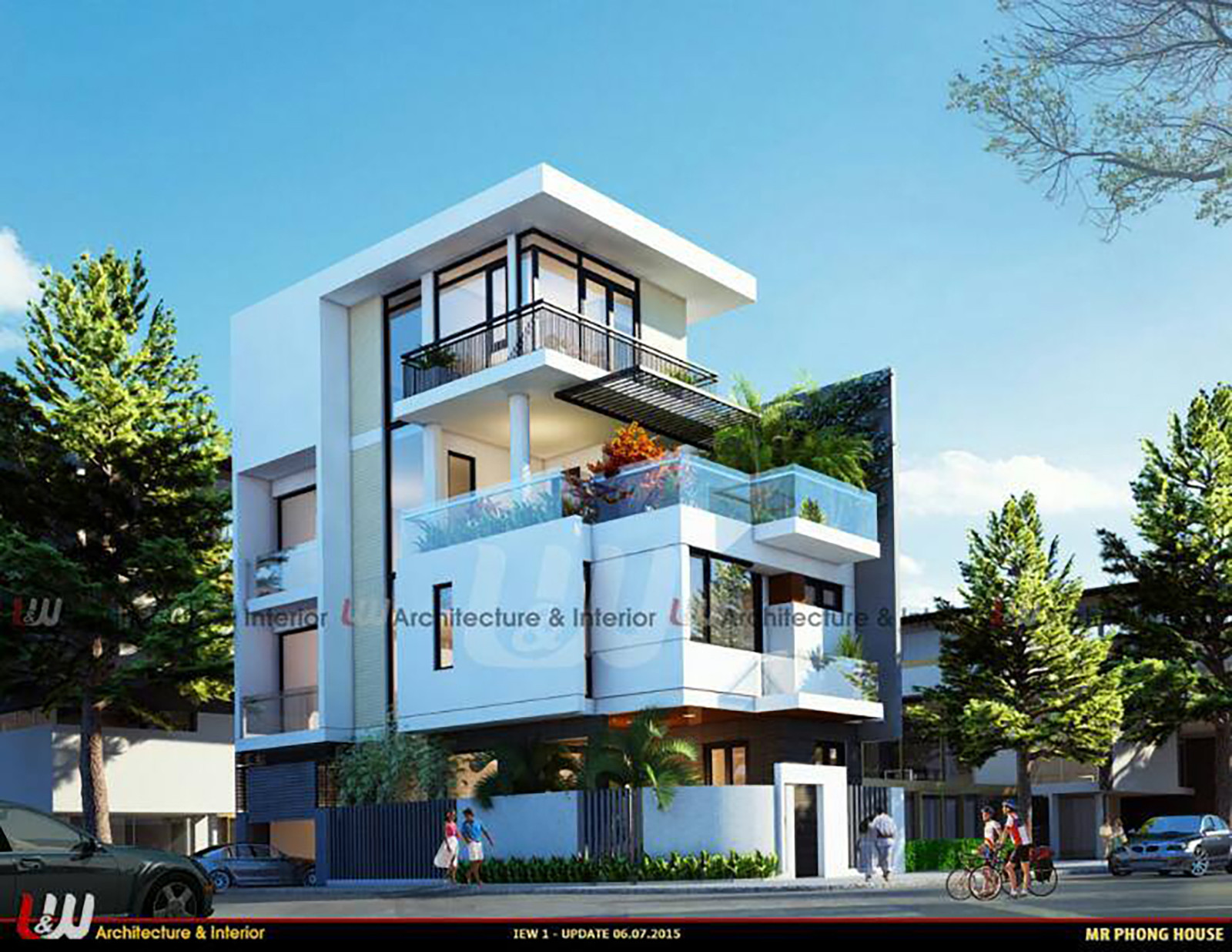MR. PHONG HOUSE