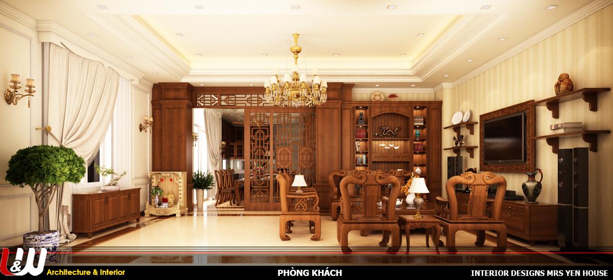 Nhà Anh Phương - Chị Yen