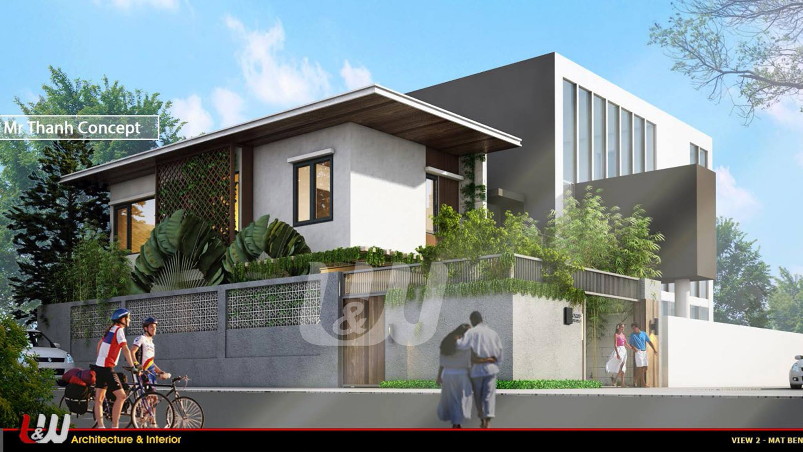 Thanh House