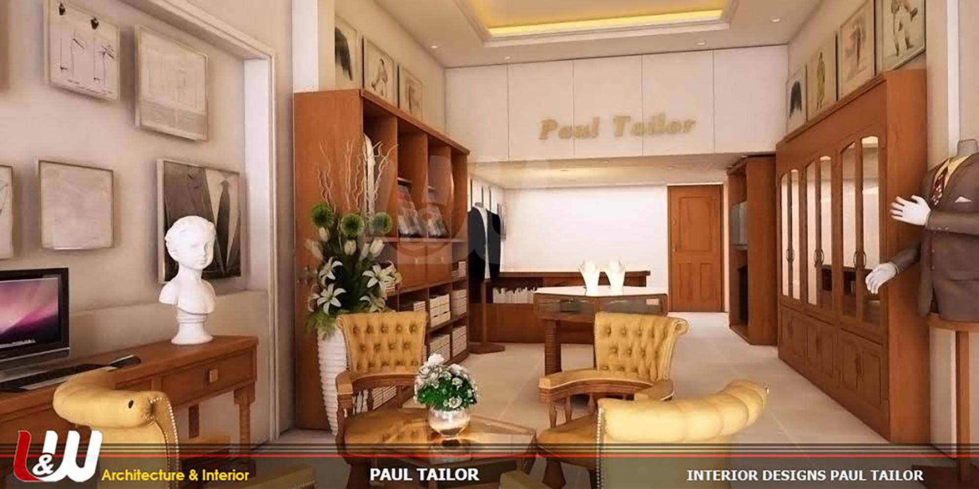 PAUL TAILOR